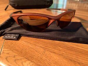 Oakley-Half-Jacket-Copper-Frame-G30-Lens-VGC-Very-Rare