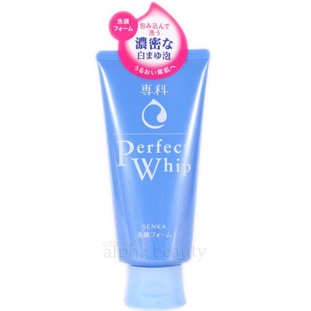 Hada-Senka (by Shiseido Japan) Perfect Whip Cleansing Foam (120g/4 fl.oz)