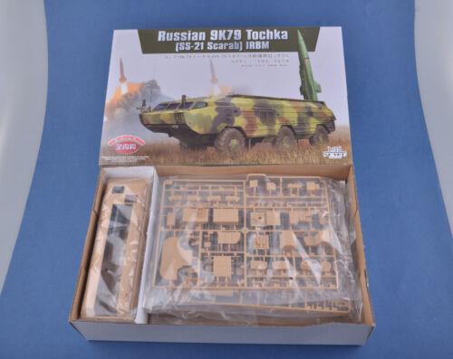 IRBM Assembly Model Kit SS-21 Scarab HobbyBoss 85509 1//35 Russian 9K79 Tochka
