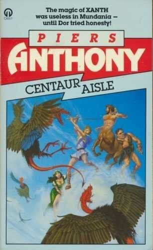 1 of 1 - Centaur Aisle (An Orbit book) By Piers Anthony