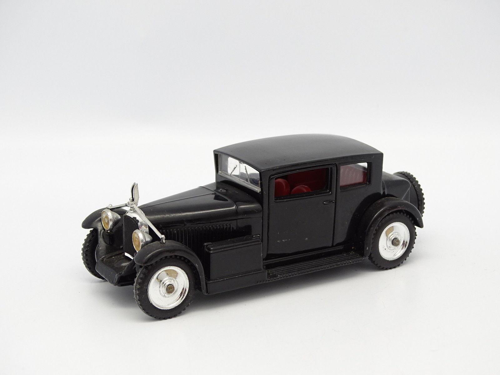 Solido Sb 1 43 - Voisin Carene 1934 black black black 0e2159
