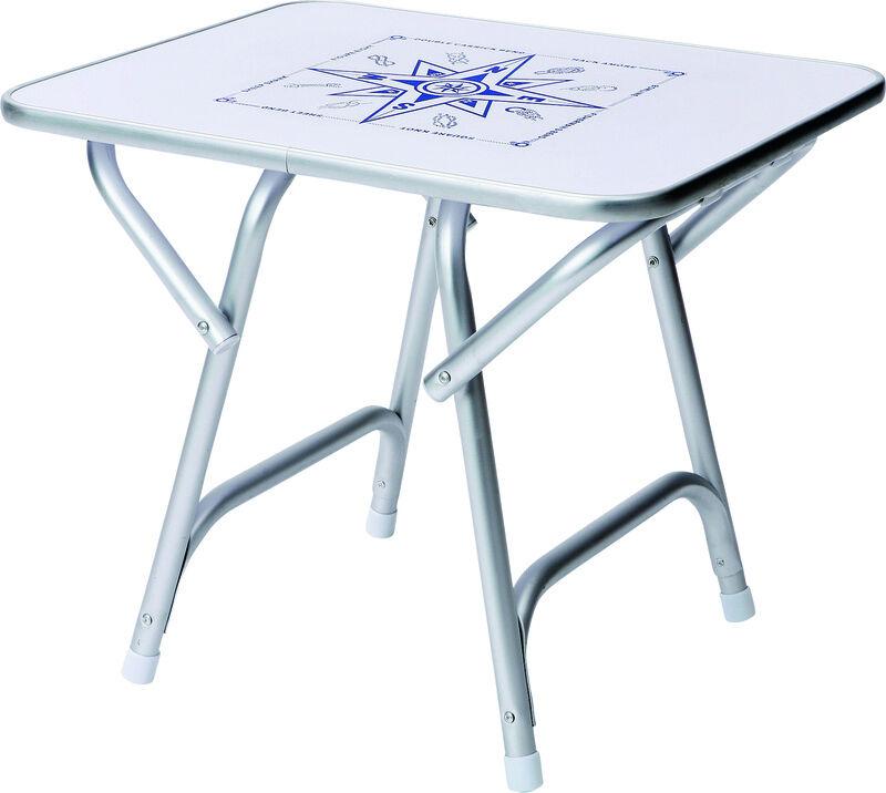 Cultivos marinos Deck mesa plegable mesa de camping mesa mesa para jardín bota camping Yacht