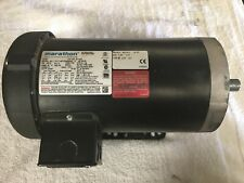 Gt1207 Marathon 3 Phase Electric Motor