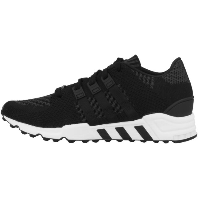 Adidas EQT Support RF Primeknit Shoes Equipment Trainer Black White by9603 NMD