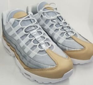 new styles fde34 180b1 Image is loading NIKE-AIR-MAX-95-SPECIAL-EDITION-PREMIUM-PLATINUM-