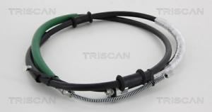 Feststellbremse für Bremsanlage TRISCAN 8140 151012 Seilzug