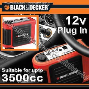 Black And Decker Car Battery Jump Starter
