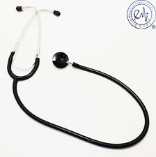 Us Seller Free Shipping New Dual Head Infant Pediatric Stethoscope Color Black