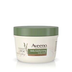 Acheter Pas Cher Aveeno Quotidien Hydratant Corps Yaourt, Vanille & Avoine Lotion, 7 Oz