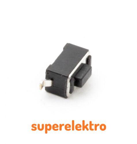 10x SMD Push Button Micro Switch Tactile Mini Push Button Micro 3x6x4,3mm