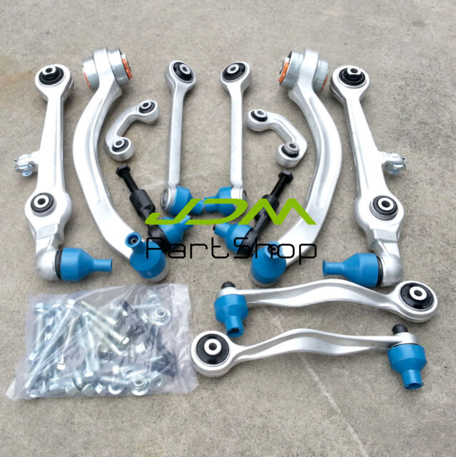 Front Suspension Control Arms Kit For Audi A4 B5 1.8 quattro 2.4 2.8 1.9 2.5 Tdi