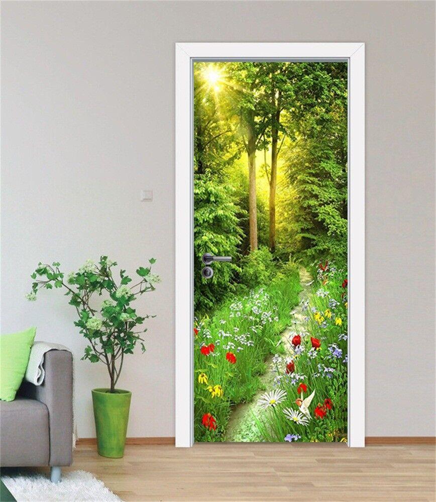 3D Sonnenschein 76 Tür Wandmalerei Wandaufkleber Aufkleber AJ WALLPAPER DE Kyra | Günstigstes  | Sonderkauf  | Elegante Und Stabile Verpackung