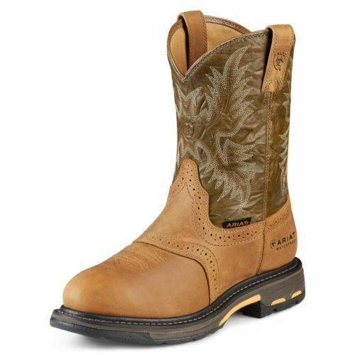 Men's Ariat Workhog tirar-en H2O Composite Toe 10008635