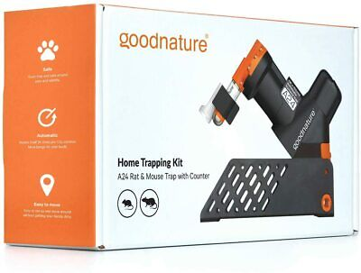 A24 Trap Mount FOR Automatic Humane Non-Toxic Rat Mouse Mice Goodnature