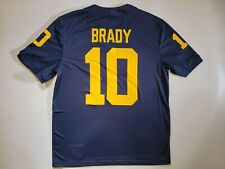 tom brady michigan jersey ebay