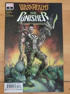 The-War-of-the-Realms-The-PUNISHER-3-2019-MARVEL-Comics-VF-NM