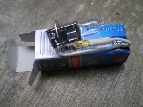 1 Porsche 911 930 944 968 Fog Light Bulb H3 Halogen 12V-55W Front NEW #NS