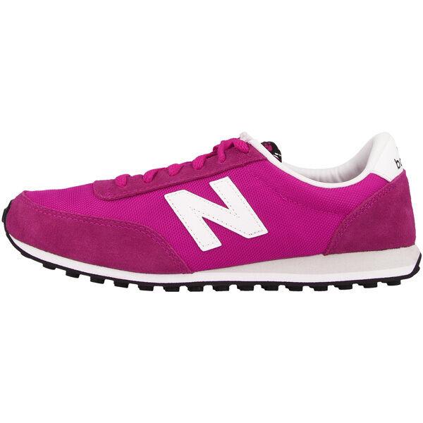 2019 Nuevo Estilo New Balance Wl 410 Via Zapatos Cortos Señora Wl410via Azalea 574 373 420-ver