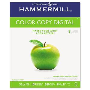 Hammermill-Copy-Paper-100-Brightness-32lb-8-1-2-x-11-Photo-White-500-Ream-102630