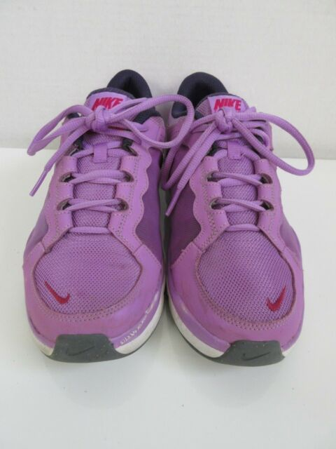brand new e70c5 1170d NIKE Womens Sz 7.5 Flex Trainer 2 Atomic Purple Sneakers Shoes