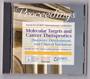 Image Is Loading Rare Molecular Targets And Cancer Therapeutics 1999 AACR
