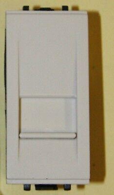 Mk Electric K458whi Telephone Socket Module Rj11 Het Speeksel Verversen En Verrijken