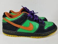 aa5ebc536 item 1 Nike Dunk Low Premium SB Halloween Size 7.5 Green Spark Orange  313170-381 -Nike Dunk Low Premium SB Halloween Size 7.5 Green Spark Orange  313170-381