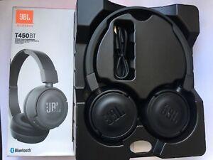 b2820c86c3a JBL HARMAN T450BT On-Ear Wireless Pure Bass Foldable Bluetooth ...