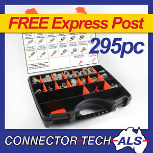 Brilliant Deutsch Dtm Connector Kit 295Pc Series Automotive Harness Wiring Wiring Cloud Nuvitbieswglorg