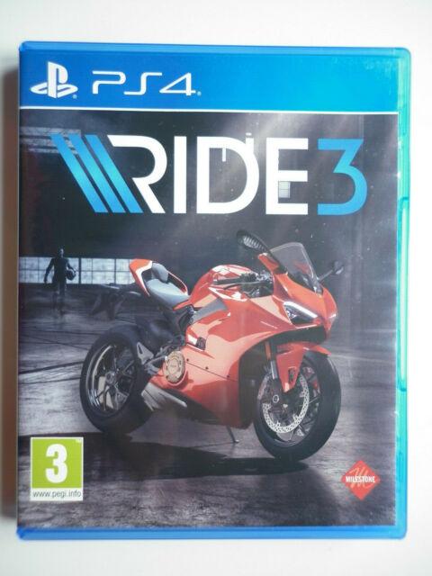 Ride 3 Jeu Vidéo PS4 Playstation 4