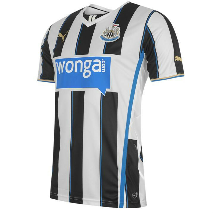 NEWCASTLE UTD 201314 HOME, or 201213 AWAY 2XL or 3rd XL PUMA SOCCER SHIRT
