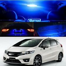 For Honda Fit Jazz Blue Xenon LED Light Lamp Bulb Interior Package 2014-2016