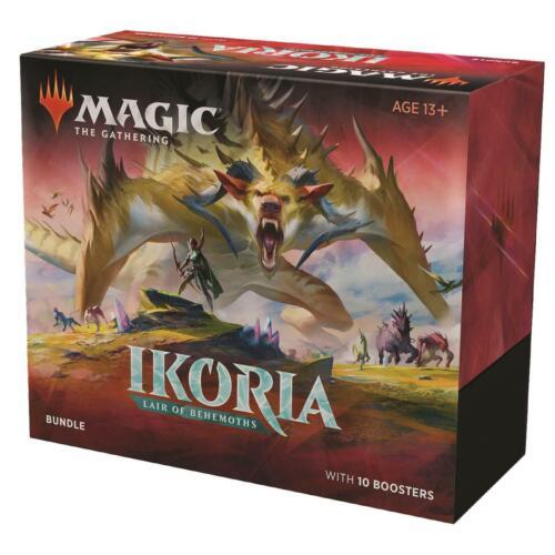 Magic MTG Ikoria Lair of Behemoths Bundle Englisch OVP NEU