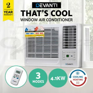 Devanti-4-1kW-Window-Wall-Box-Refrigerated-Air-Conditioner-Cooler-Reverse-Cycle