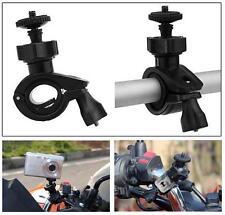"""Support guidon tube Adaptateur Vélo Moto vis 1/4"""" pour appareil photo"""