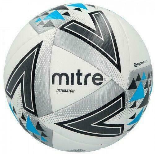 Mitre Football Ultimatch Blanc