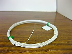 25-feet-stranded-28-AWG-Silver-Plated-PTFE-Wire-White-7-strands-SPC