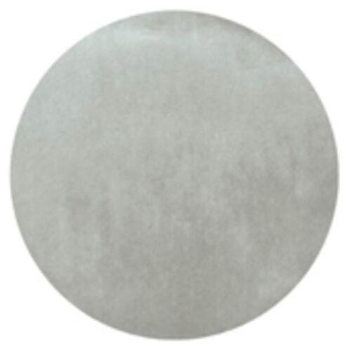 34 cm grau Tischdeckchen Platzmatte Tischmatten Platzdeckchen rund 10 Stk ca