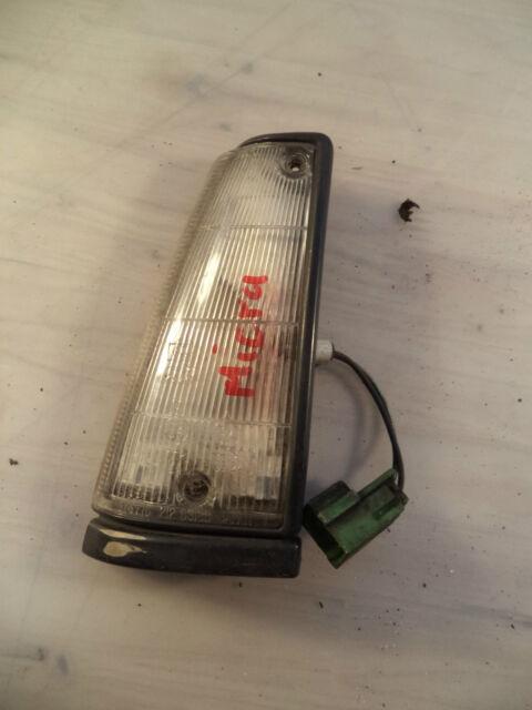 Nissan Micra K10 Standlicht Seitenlicht vorne links weiß Koito 212-63186 2234