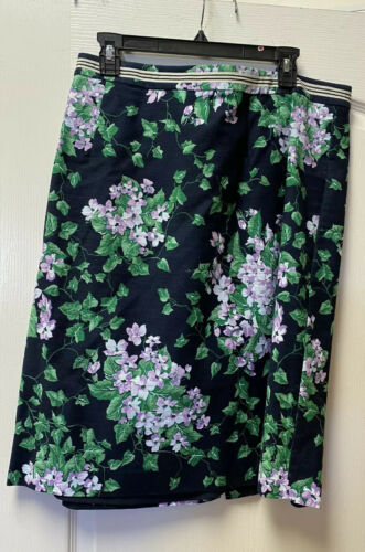Talbots Spring Skirt Oprah Collection Size 16w
