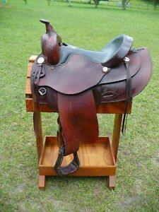 "SIMCO - 15"" Western Pleasure, Show, or Trail Saddle"