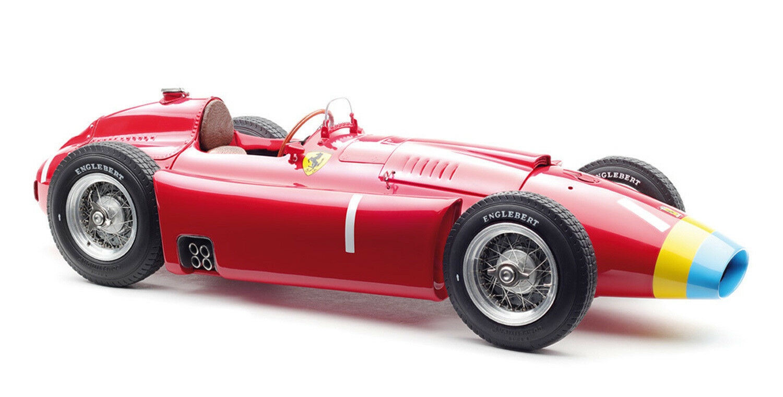 CMC 1 18 Ferrari F1 D50 Long Nose  1 German Gp J.M. Fangio 1956 Art. M181