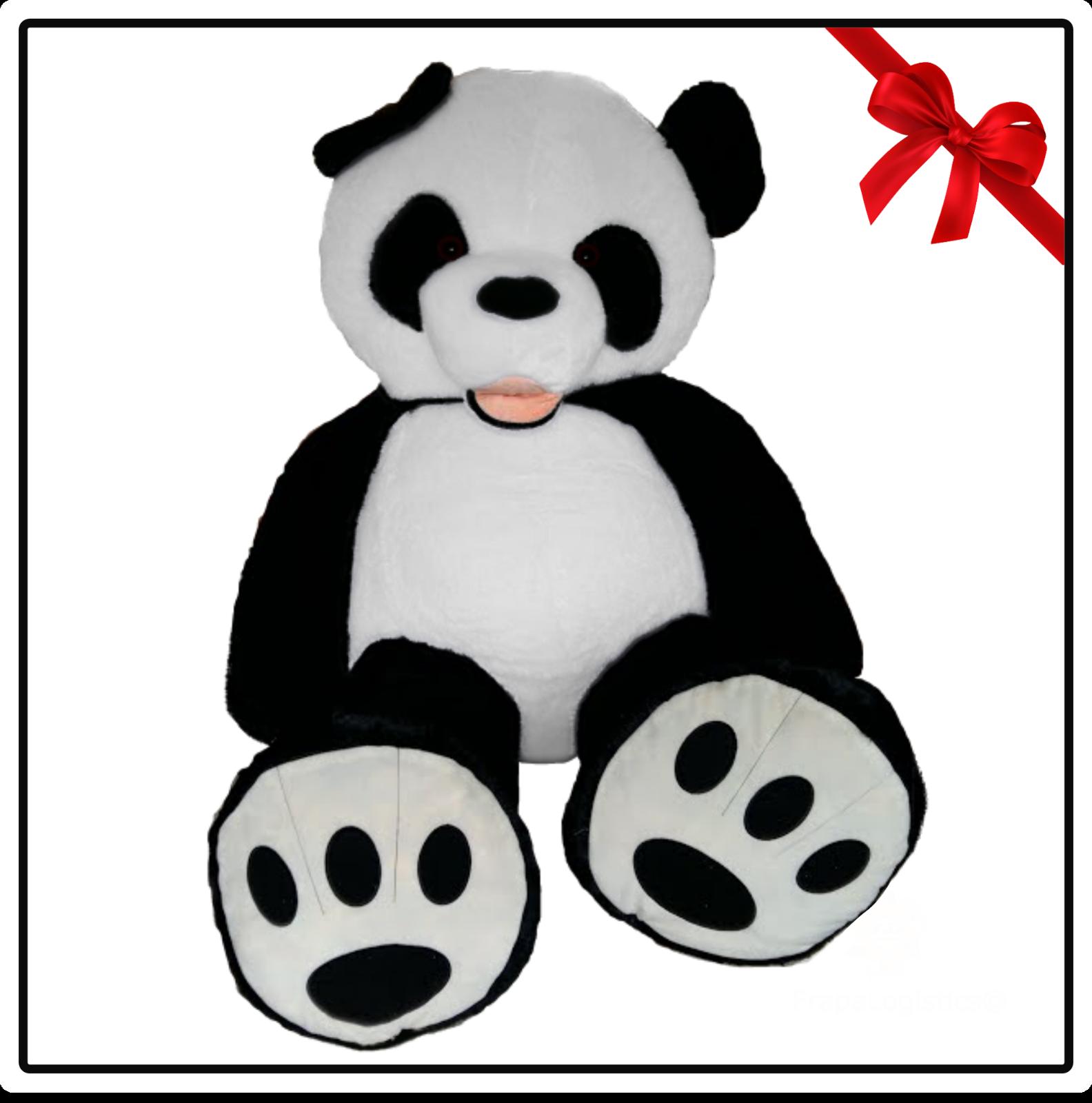 Peluche Panda Gigante 200cm Teddy Bear Orso Plush Grande Grande Grande XXLRegalo San Valentino 9de0b5