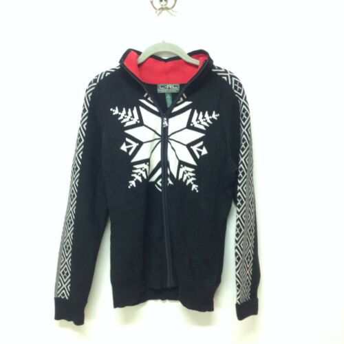 Ralph L Størrelse Sweater Strikket Lauren Active Women's af qw1xp4B4EF