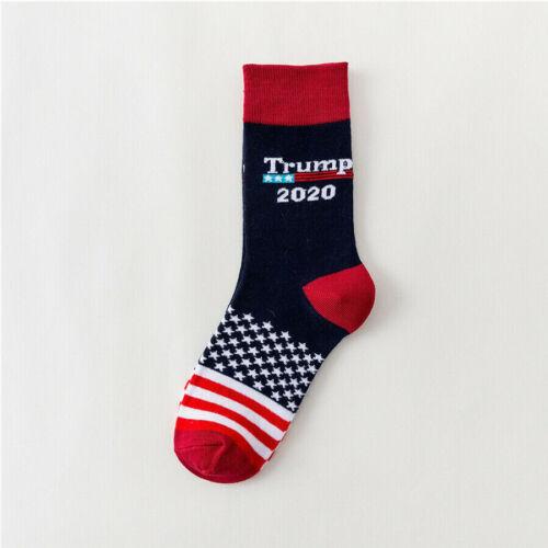 Donald Trump President Socks 2020 Make America Great Again Republican Stocking