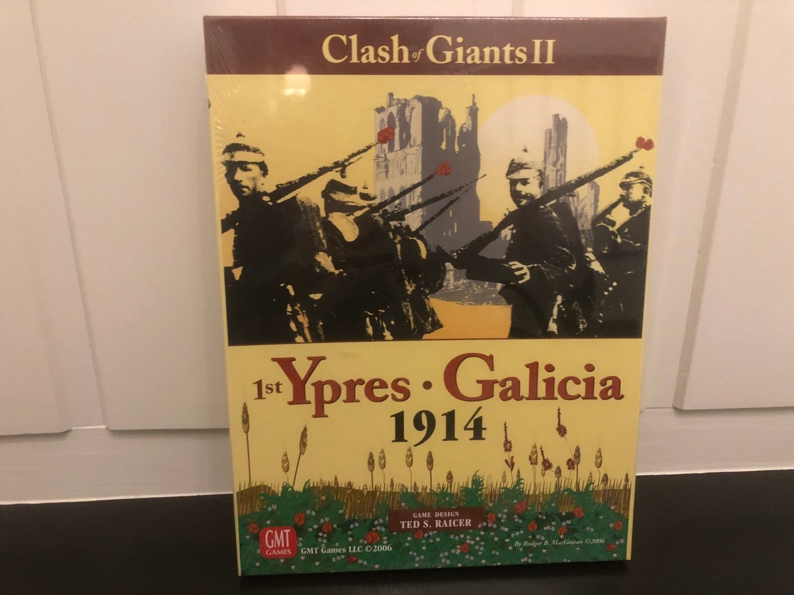 GMT Games - Clash of Giants II - Board Game - NEW IN SHRINK OOP