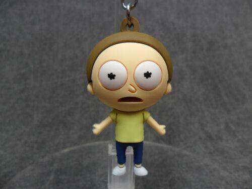 Morty FIGURINE Portachiavi Blind Bag Cartoon KEY CHAIN RING Rick /& Morty NUOVO