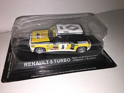 FIAT Abarth 131 rally 1981 Cerrato #14 RMIT22F 1//43 IXO Rallye Monte Carlo