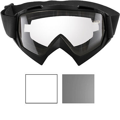 Tactical Ballistic Goggles OTG Anti-Fog Anti-Scratch UV 400 Military Lightweight