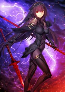 Fate Grand Order FGO 1 SSR Kama 0-100SQ starter account NA//ENG